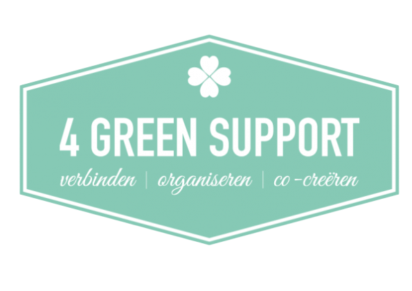 Logo 4 Green Support Emmen