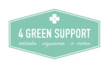 4 Green Support Logo